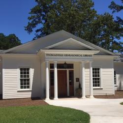 Click to view profile for Thomasville Genealogical, History and Fine Arts Library