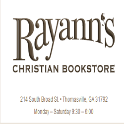 Click to view profile for Rayann's Christian Bookstore