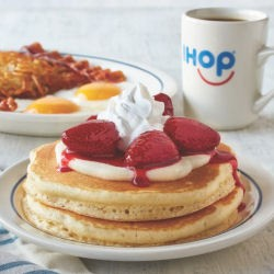 Click to view profile for IHOP