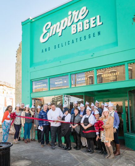 Empire Bagel