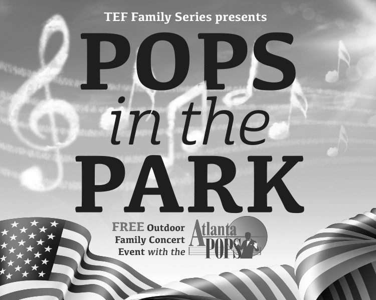TEF Family Series Presents a Patriotic Pops in the Park Event Photo