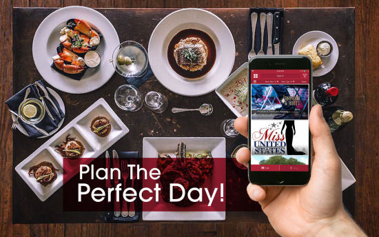 Plan the perfect day