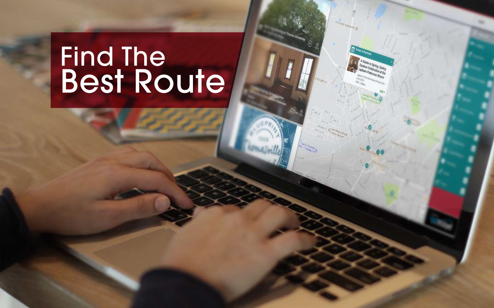 Find the best route